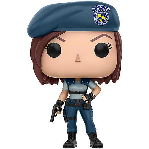 Funko Resident Evil Jill Valentine Pop! Vinyl Figure-thumbnail