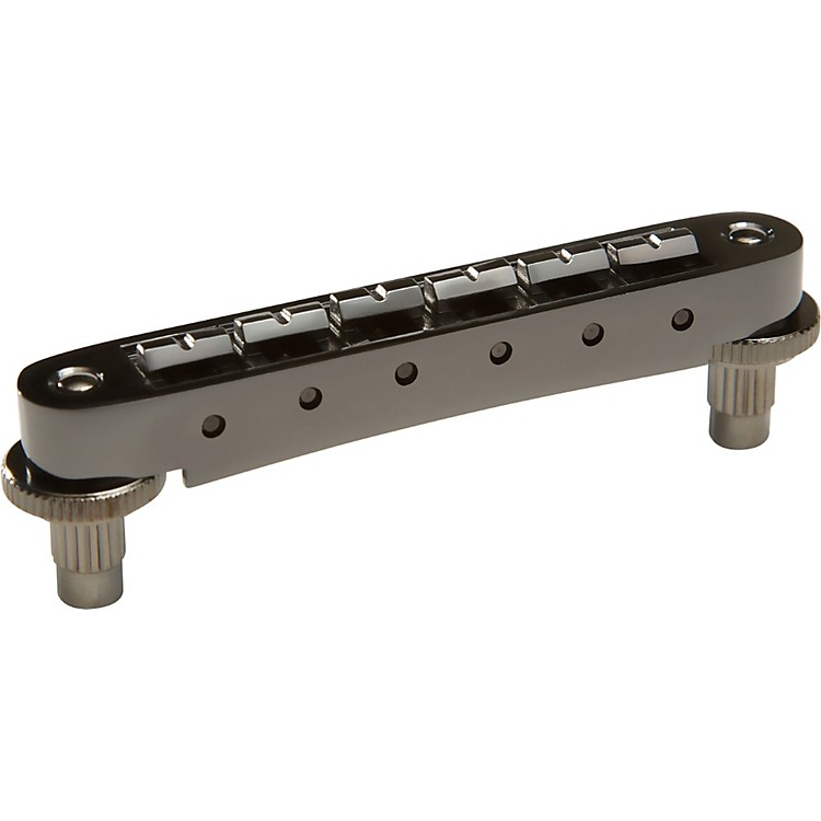 Graph Tech ResoMax NV1 Guitar Bridge for 4mm Posts Nickel