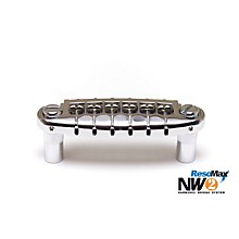 Graph Tech ResoMax NW1 Wraparound Bridge with Alloy Saddles Chrome