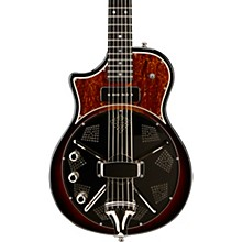 Beard Guitars Resoluxe Single Cut Left-Handed Resonator Guitar