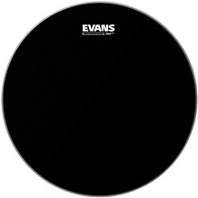 Evans Resonant Black Tom Drumhead