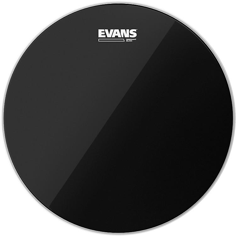 EvansResonant Black Tom Drumhead18 Inches