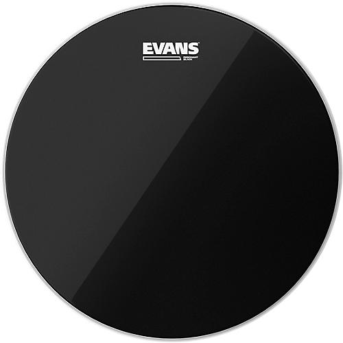 Evans Resonant Black Tom Drumhead  15 in.