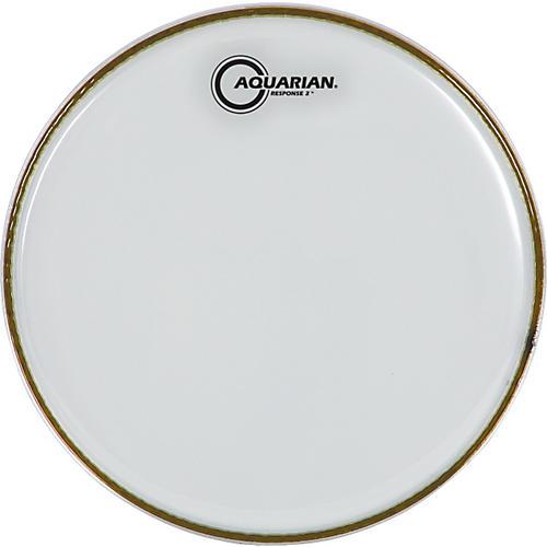 Aquarian Response 2 Drumhead  10 in.
