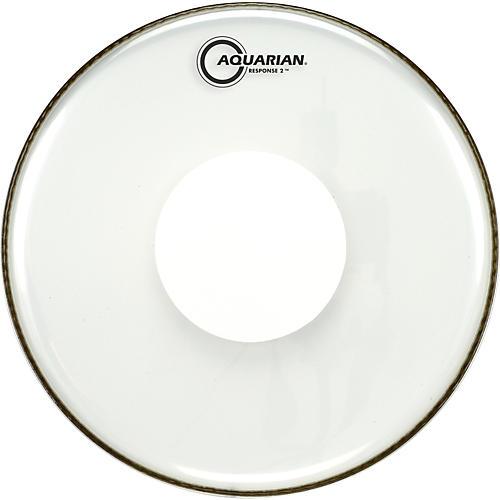 Aquarian Response 2 Power Dot Drumhead  10 in.