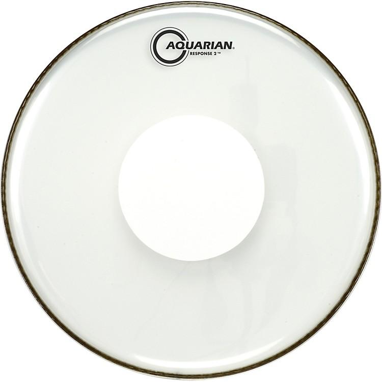 AquarianResponse 2 Power Dot Drumhead16 Inches
