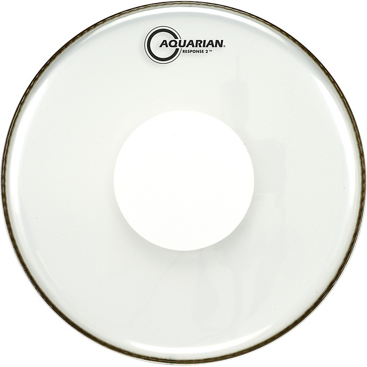 Aquarian Response 2 Power Dot Drumhead  16 Inches