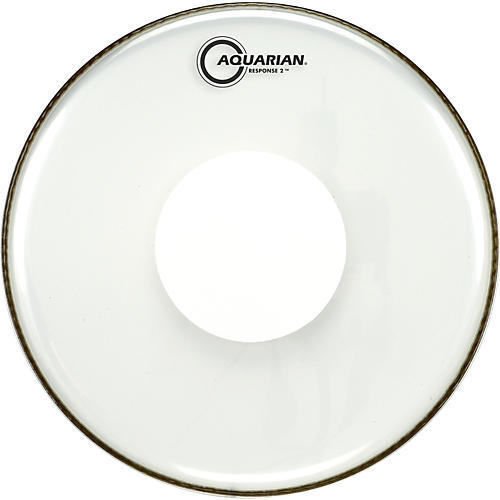 Aquarian Response 2 Power Dot Drumhead  14 in.