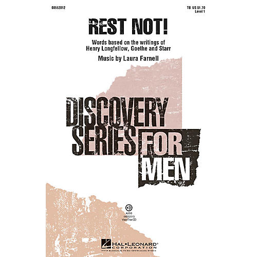 Hal Leonard Rest Not! (Discovery Level 1) TB composed by Laura Farnell-thumbnail