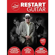 Music Sales Restart Guitar Music Sales America Series Softcover Audio Online Performed by Various