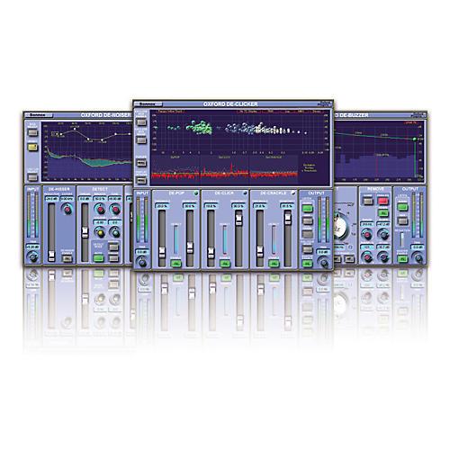 Sonnox Restore Suite (Native) Software Download