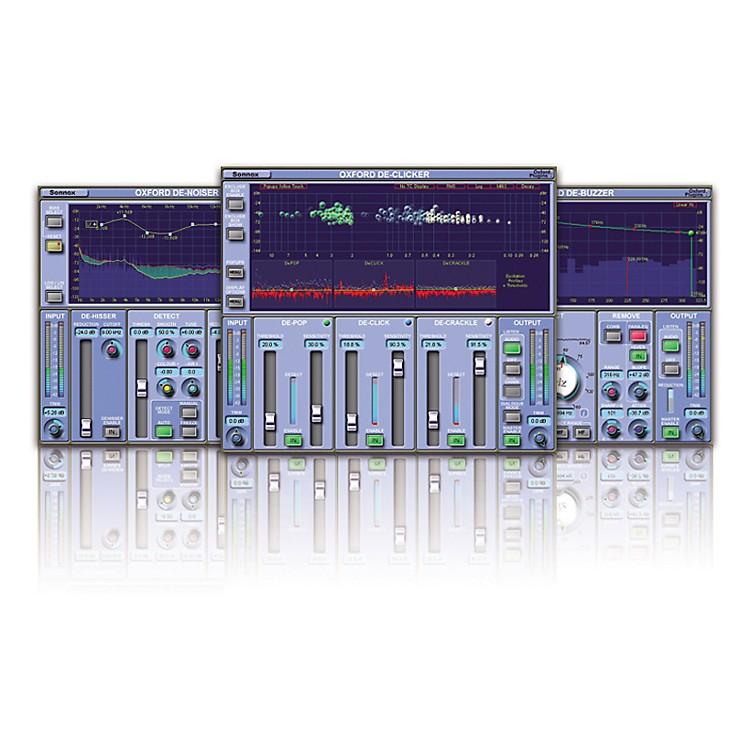SonnoxRestore Suite (Native) Software Download