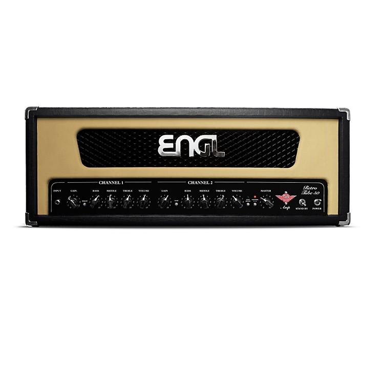 EnglRetro 50 50W Tube Guitar HeadBlack