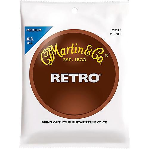martin retro acoustic guitar strings medium gauge musician 39 s friend. Black Bedroom Furniture Sets. Home Design Ideas