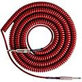 Lava Retro Coil 20 Foot Instrument Cable Straight-Straight Assorted Colors
