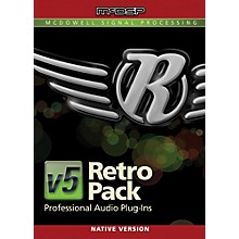 McDSP Retro Pack Native v6 (Software Download)