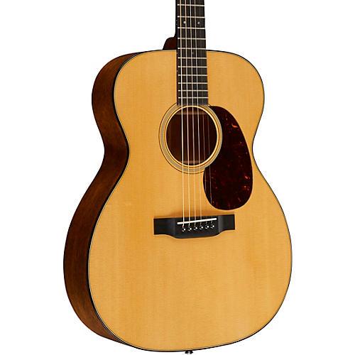 Martin Retro Series 000-18E Acoustic-Electric Guitar