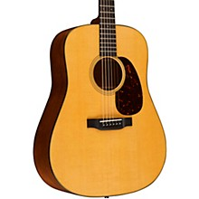 Martin Retro Series D-18E Dreadnought Acoustic-Electric Guitar Natural