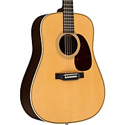 Retro Series HD-28E Dreadnought Acoustic-Electric Guitar Natural
