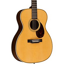 Martin Retro Series OM-28E Orchestra Model Acoustic-Electric Guitar