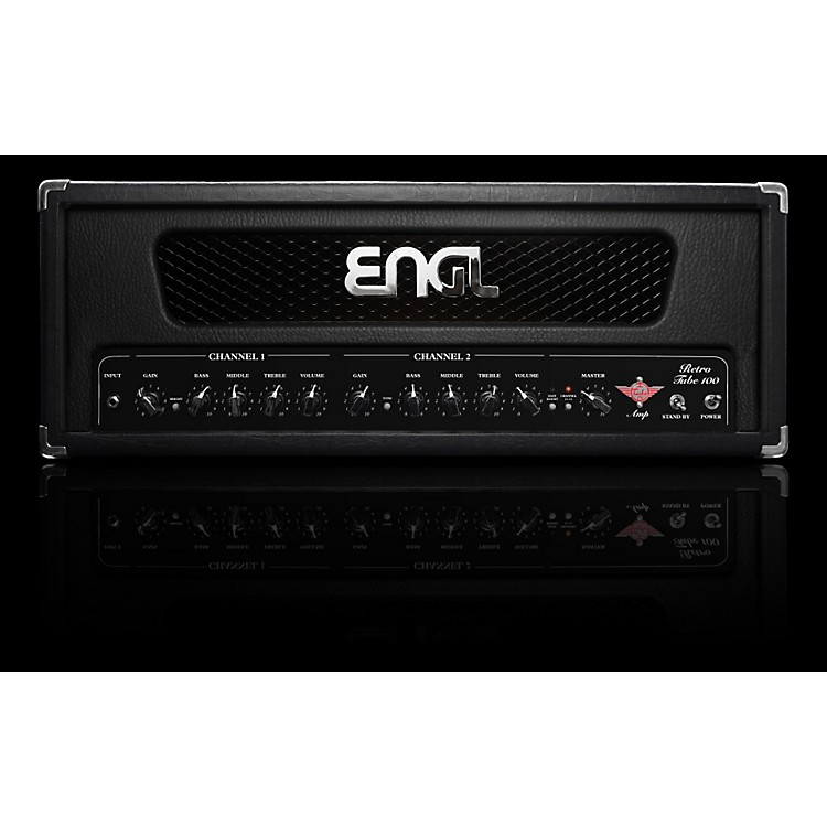 Engl Retro Tube 100 Tube Guitar Amp Head Black