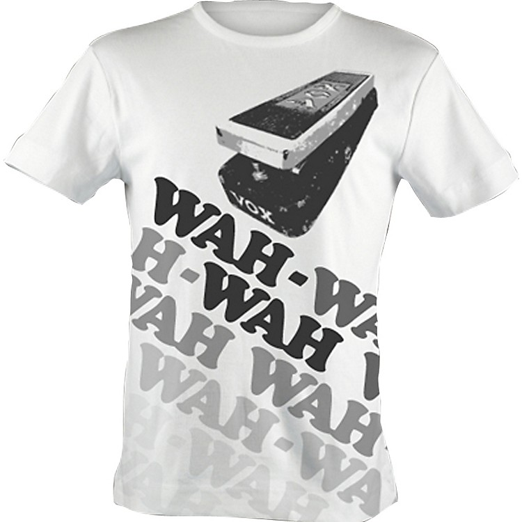 Vox Retro Wah Wah T-shirt X Large
