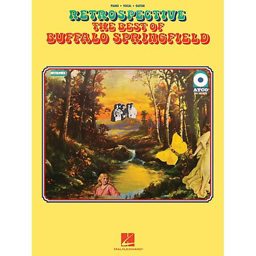 Hal Leonard Retrospective - The Best of Buffalo Springfield for Piano/Vocal/Guitar-thumbnail