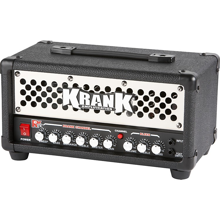 Krank Rev Jr. Pro 20W Tube Guitar Amp Head