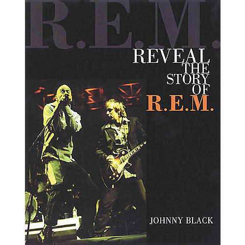 Backbeat Books Reveal - The Story of R.E.M. Book