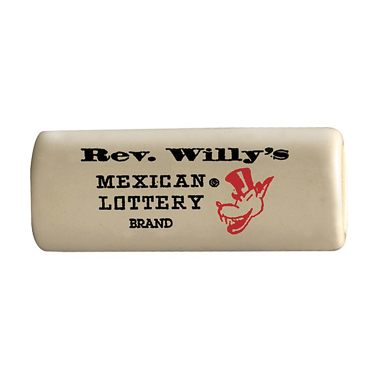 Dunlop Reverend Willy's Mo-Jo Porcelain Guitar Slide Large