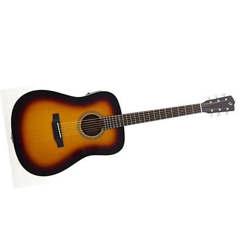 Breedlove Revival D/SMe Burst Acoustic-Electric Guitar