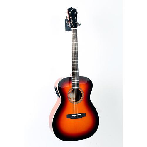 Breedlove Revival OM/SMe Burst Acoustic-Electric Guitar-thumbnail
