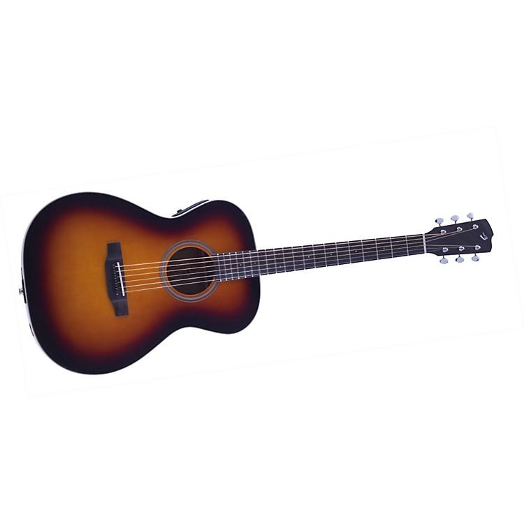 BreedloveRevival OM/SMe Burst Acoustic-Electric Guitar