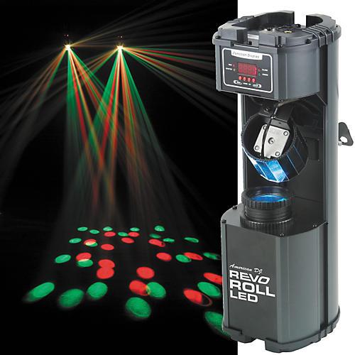 American DJ Revo Roll LED DMX Barrel Scanner