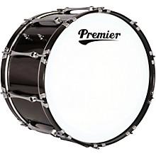 Premier Revolution Bass Drum 30 x 14 in. Ebony Black Lacquer
