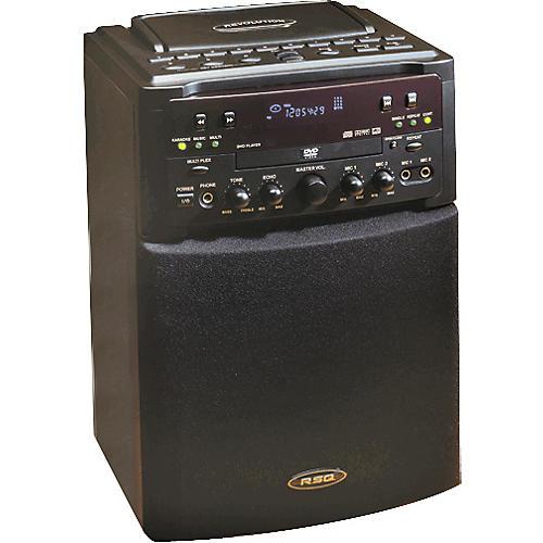 RSQ Revolution Portable Karaoke Player