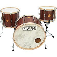 Spaun Revolutionary 3-Piece Shell Pack with Wood Hoops