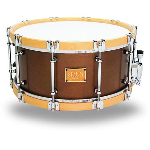 Spaun Revolutionary Wood Hoop Snare Drum