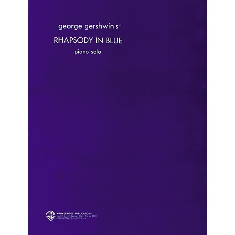 AlfredRhapsody In Blue Original Piano Solo
