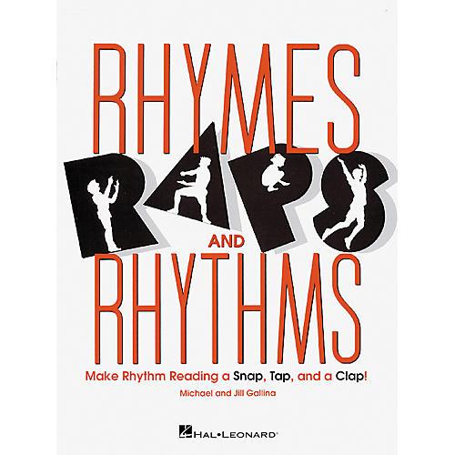 Hal Leonard Rhymes, Raps, and Rhythms Singers 5-Pack-thumbnail