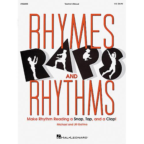 Hal Leonard Rhymes, Raps and Rhythms Teacher's Manual-thumbnail