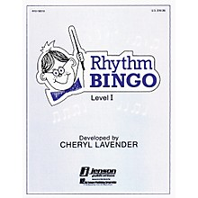 Hal Leonard Rhythm Bingo Level 1 (Game)