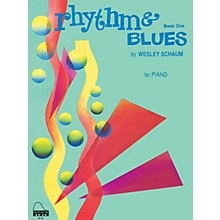 SCHAUM Rhythm & Blues, Bk 1 Educational Piano Series Softcover