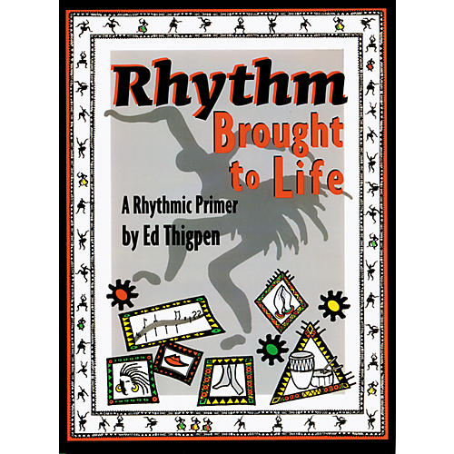 Alfred Rhythm Brought to Life Book-thumbnail