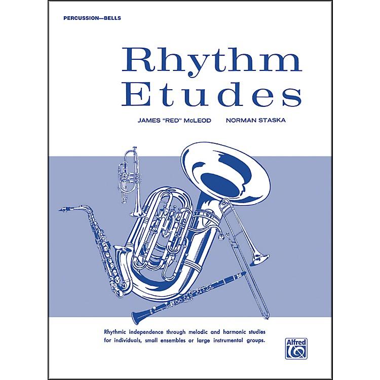 AlfredRhythm Etudes Percussion (Bells)