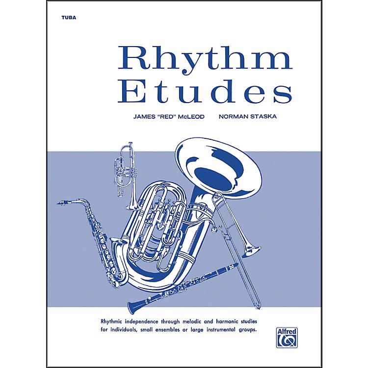 AlfredRhythm Etudes Tuba