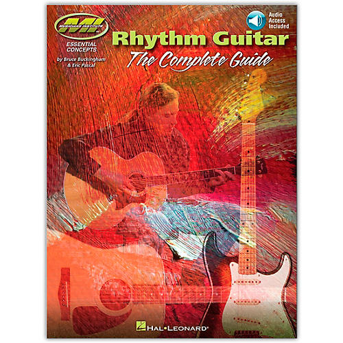 Hal Leonard Rhythm Guitar - The Complete Guide from Musicians Institute Series Book/CD