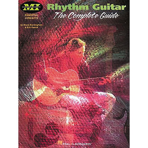 Hal Leonard Rhythm Guitar - The Complete Guide-thumbnail