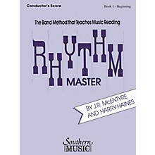 Southern Rhythm Master - Book 1 (Beginner) (Tenor Saxophone) Southern Music Series  by Harry Haines