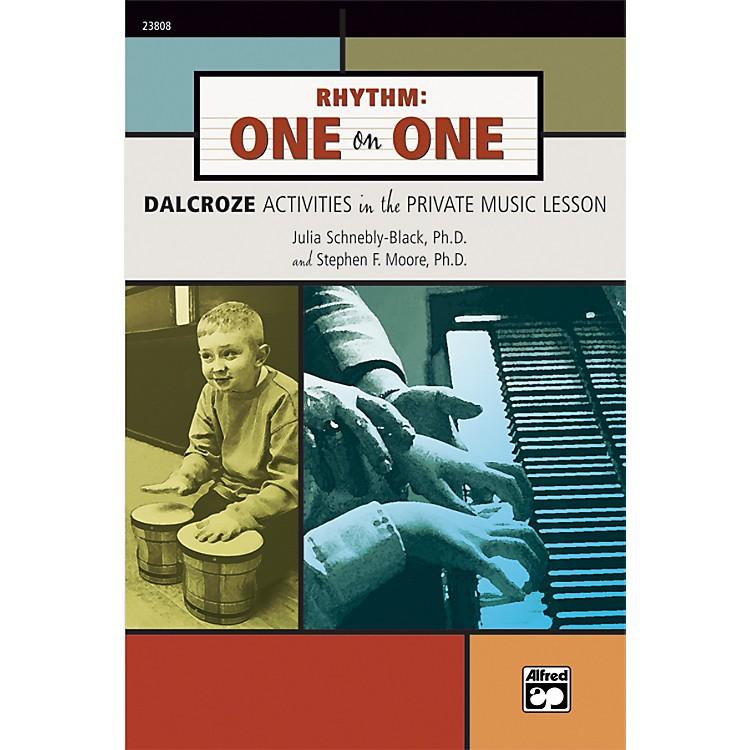 AlfredRhythm: One on One Book